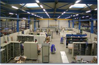 Armoire electrique industriel schneider